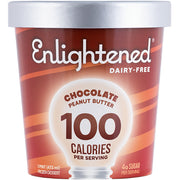 Dairy-Free Chocolate Peanut Butter Pint - Enlightened