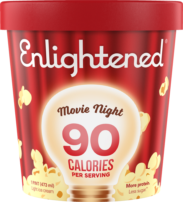 Movie Night Pint - Enlightened