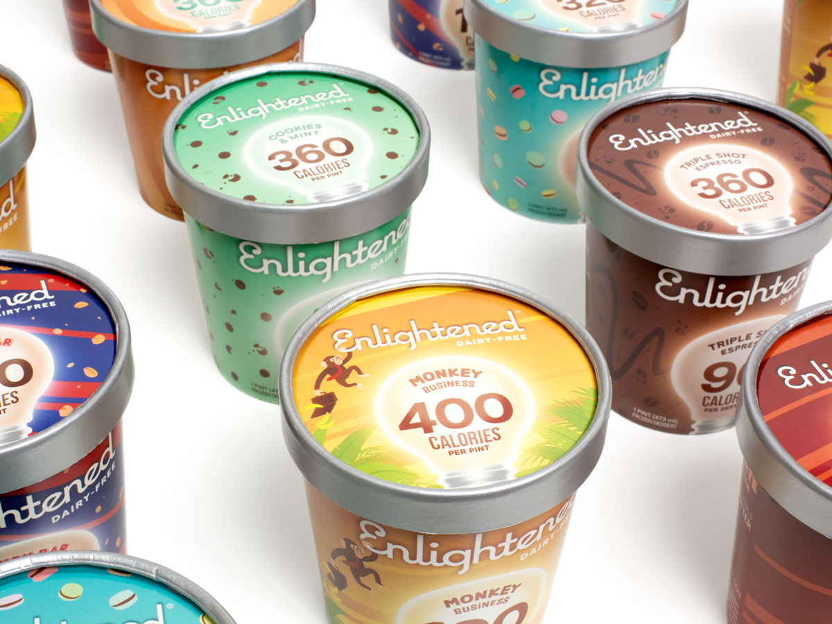 Dairy-Free for True Ice Cream Lovers