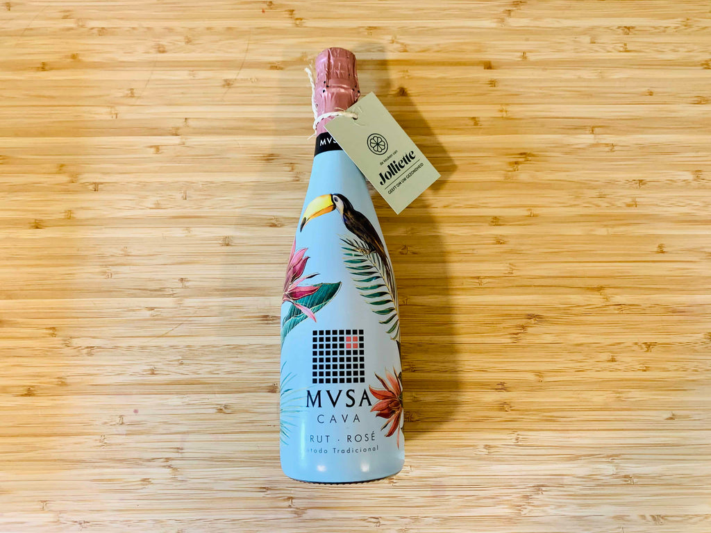 Cava MVSA Rosado Limited Edition