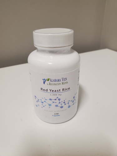 AVRM Red Yeast Rice 1000mg
