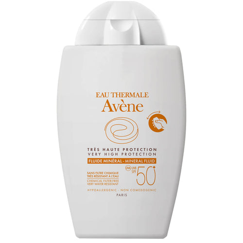 Avene - Mineral Sunscreen Fluid SPF 50+