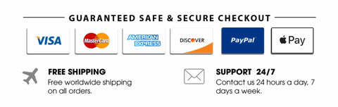 Guaranteed Safe and Secure Checkout