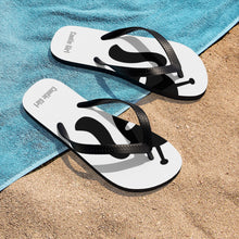 Load image into Gallery viewer, Unisex Flip-Flops - Classic Black