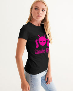 Women's Graphic Tee - Printed on Both Sides