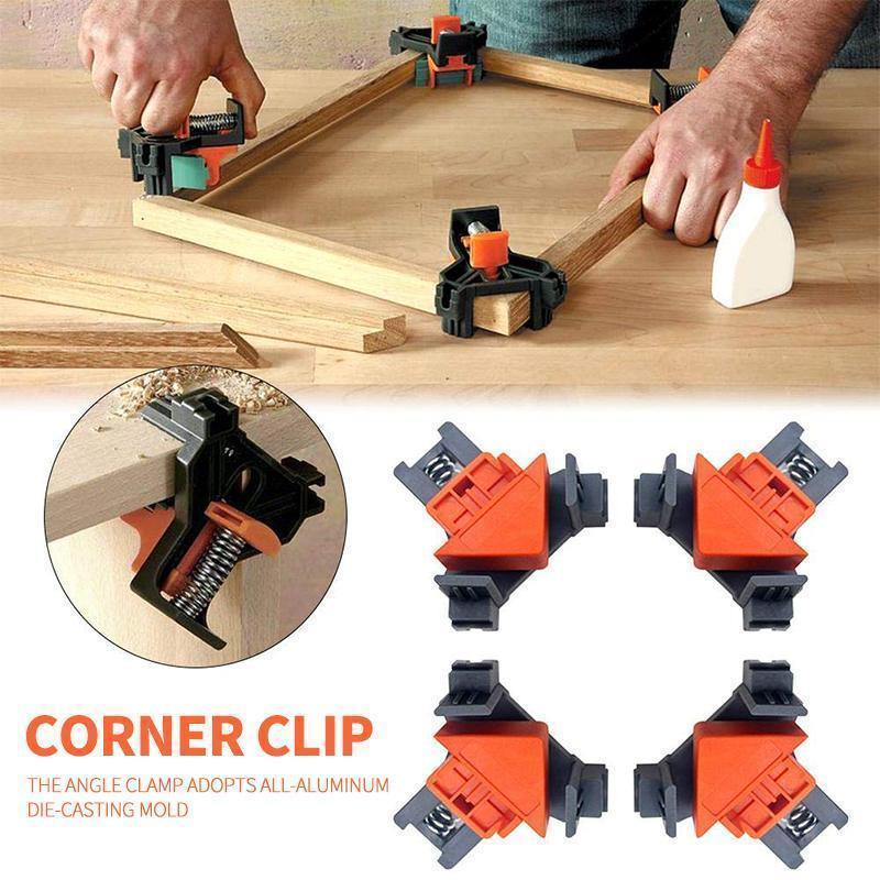Corner Clamps (4 Pcs)