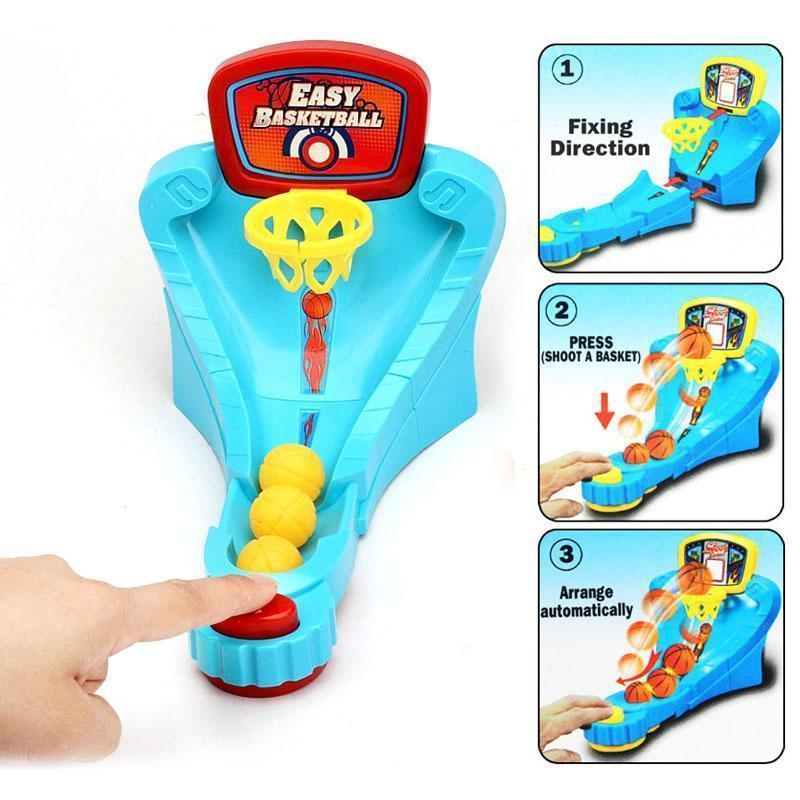 Basketball Shooting Game For Child