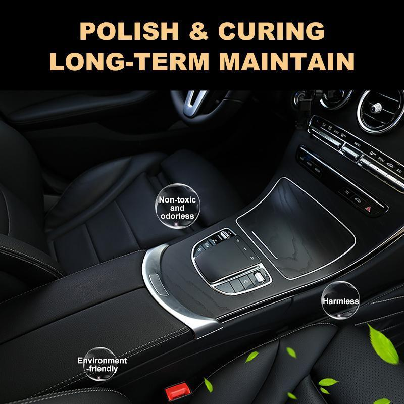Auto & Leather Renovated Coating Paste Care Products