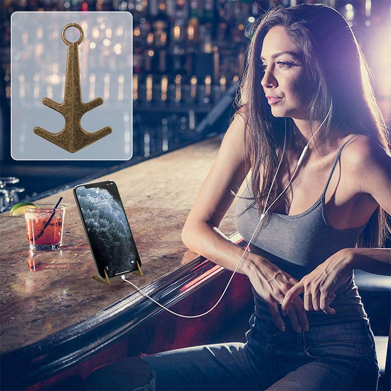 Anchor Retro Magnetic Phone Holder