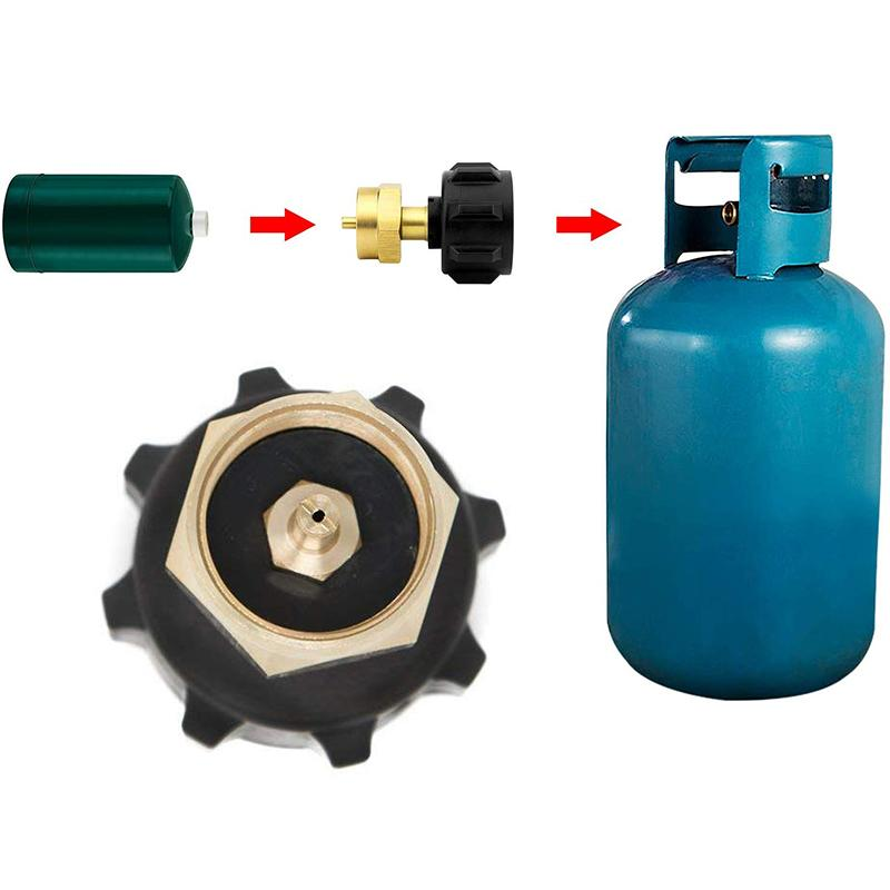 The Easy Fill, Propane Refill Adapter