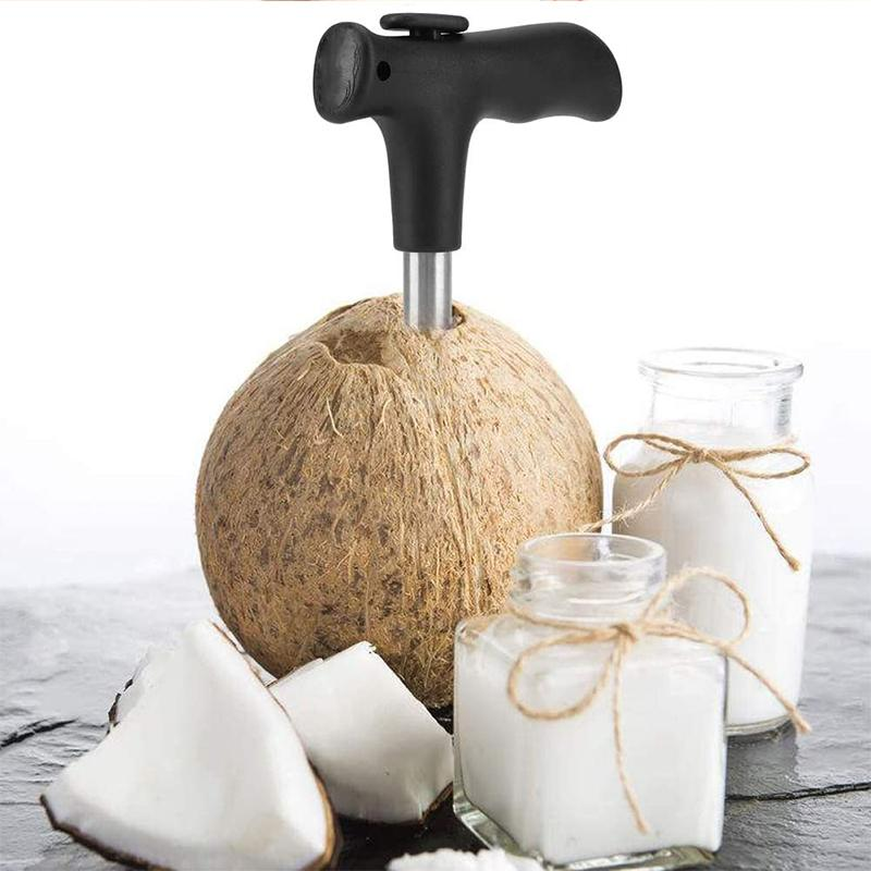 Stainless Steel Coconut Opener