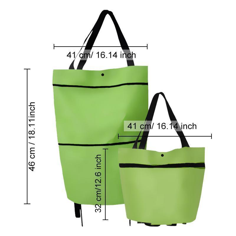 Foldable Eco-Friendly Shopping Bag
