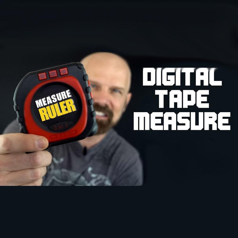3 in 1 Measure Ruler