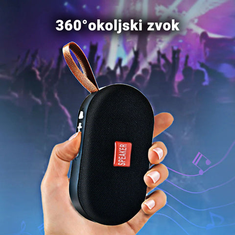 Image of Bluetooth prenosni zvočnik Sound Safe™