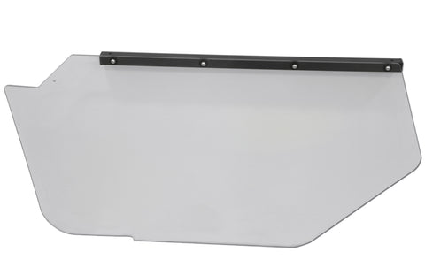 Universal Safe Wedge Protective Partition can be installed in any golf cart