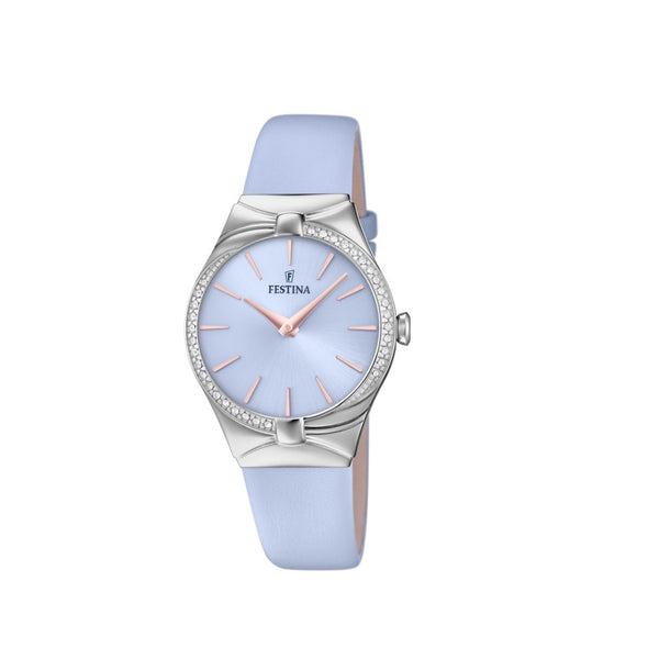 Festina Petite Analogue Ladies Wrist Watch - Blue F20388-2