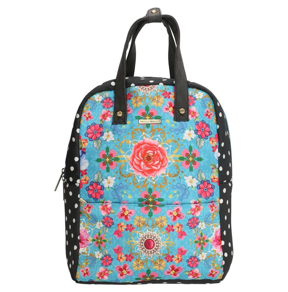 Melli Mello Lyan Ladies Backpack - Colourful 17131
