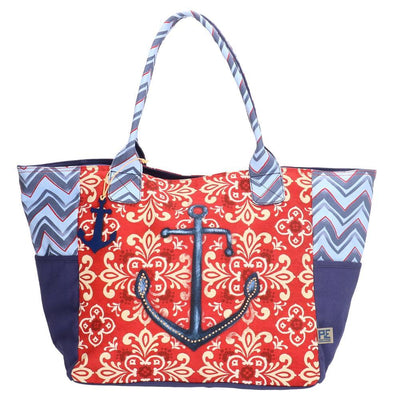 PE-Florence Anchor Ladies Shopper Bag