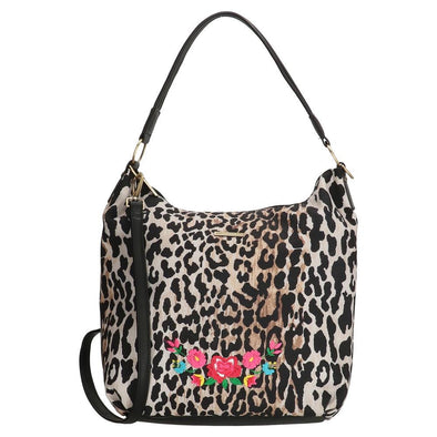Melli Mello Lorena Leopard Print Ladies Hand Bag