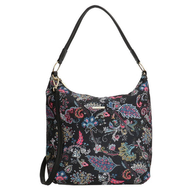 Melli Mello Manisha Ladies Shoulder Bag - Black 17665