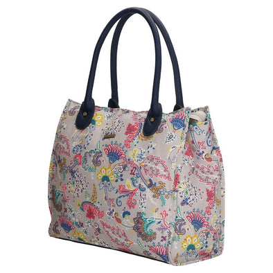 Melli Mello Manisha Ladies Shopper Bag - Grey