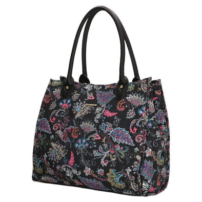 Melli Mello Manisha Ladies Shopper Bag - Black 17667