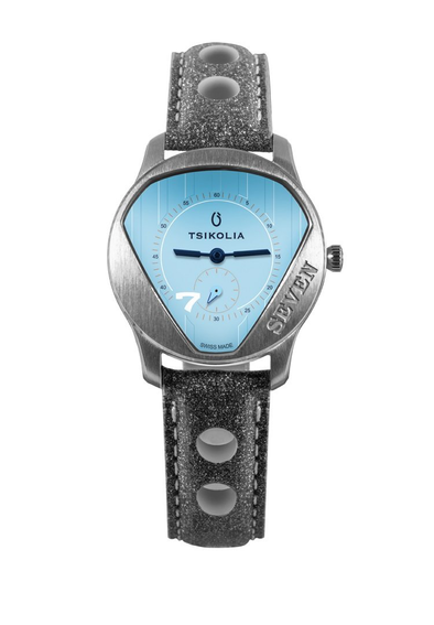 TSIKOLIA SEVEN Limited Edition Swiss Made Ladies Leather Watch