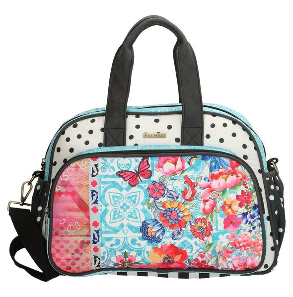 Melli Mello Lyan Ladies Diaper Bag - Colourful 17129