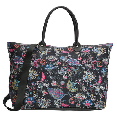 Melli Mello Manisha Ladies Shopper Bag - Black