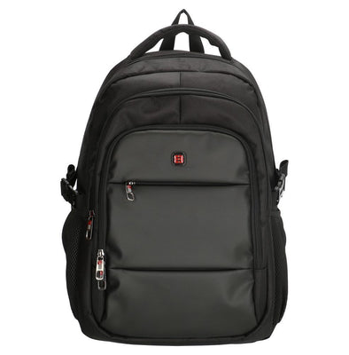 Enrico Benetti Downtown Men's Backpack - Black