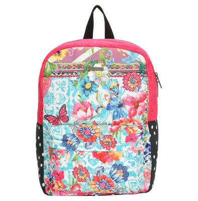 Melli Mello Lyan Ladies Backpack - Colourful 17132-BLOEM
