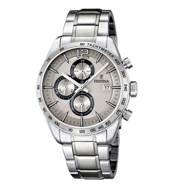 Festina Timeless Chronograph Analogue Men's Wrist Watch F16759/2