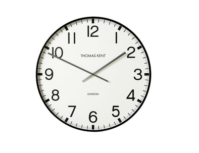 Thomas Kent 53cm Smith Arabic Round Analog Wall Clock - White