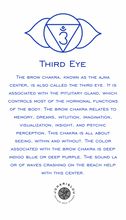 Load image into Gallery viewer, Third Eye Chakra Bundle