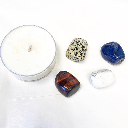 Self Healing Crystal Intentions Pack