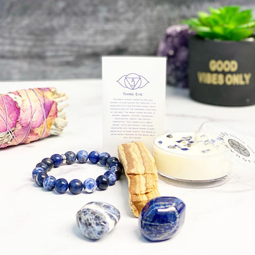 Third Eye Chakra Bundle