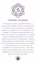 Load image into Gallery viewer, Crown Chakra Bundle