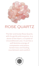 Load image into Gallery viewer, Mini Crystal Box - Rose Quartz