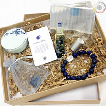 Load image into Gallery viewer, Mini Crystal Box - Lapis Lazuli
