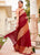 Red Cotton Red Color Saree