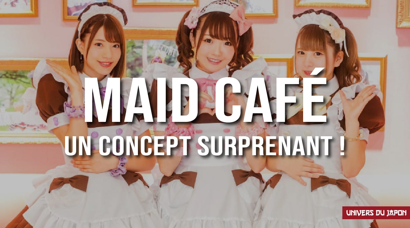 maid cafe japon