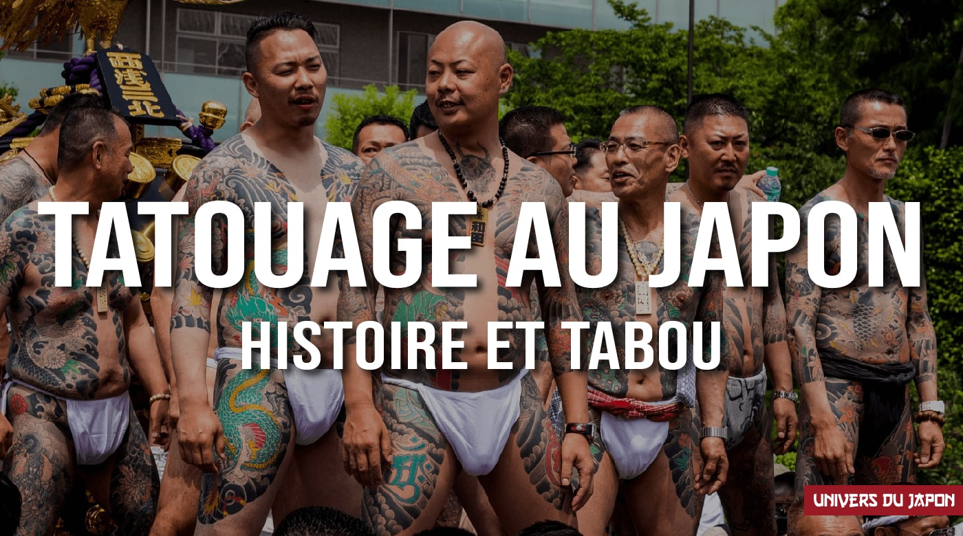 tatouage au japon