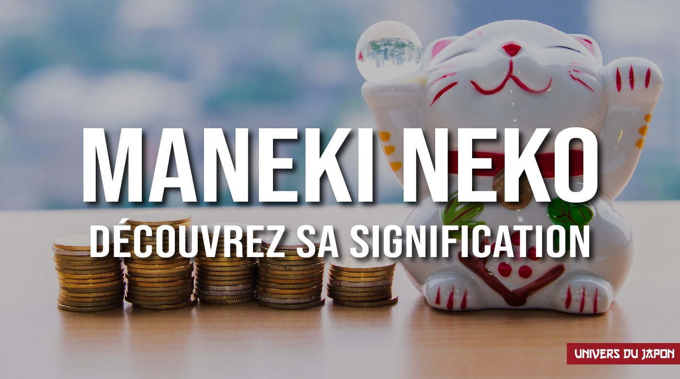 maneki neko signification