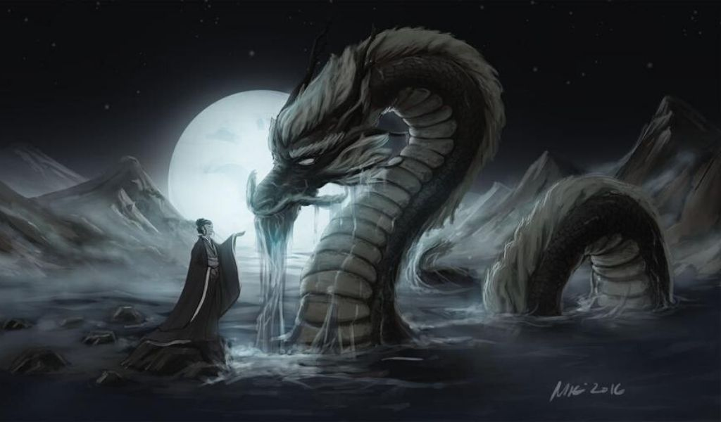 dragon Ryujin