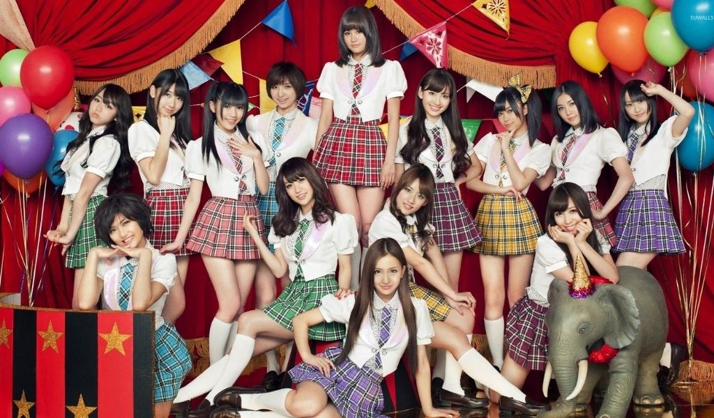 groupe de j-pop AKB48