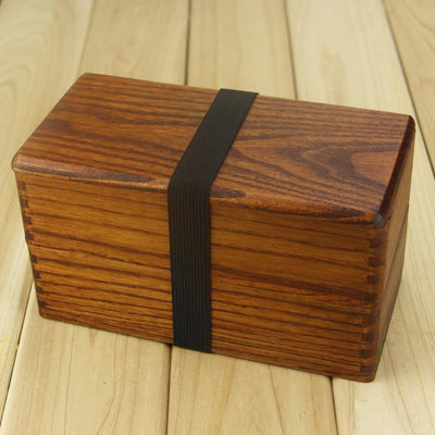 Bento Japonais Traditionnel en Bois