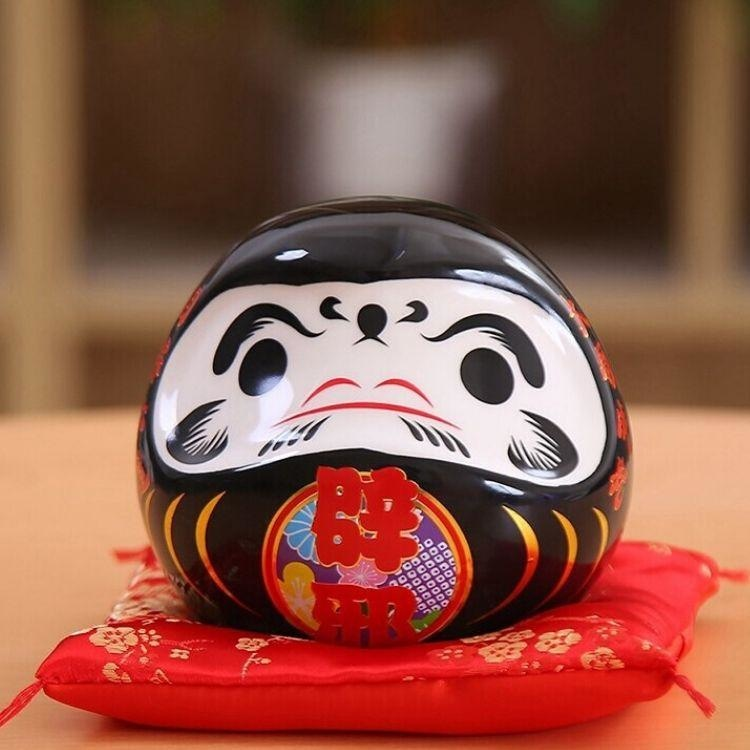 Daruma Tirelire - Protection