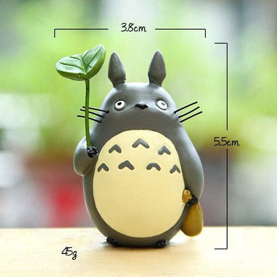Figurines Mon Voisin Totoro - Grand Totoro