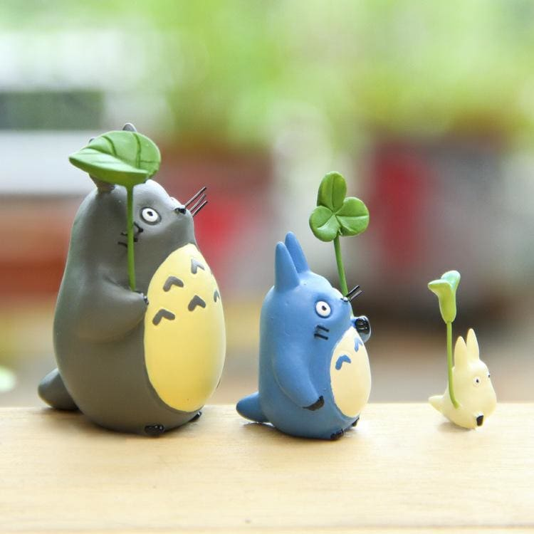 Figurines Mon Voisin Totoro - Univers du Japon