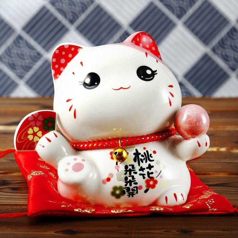 Maneki Neko Tirelire - Amour